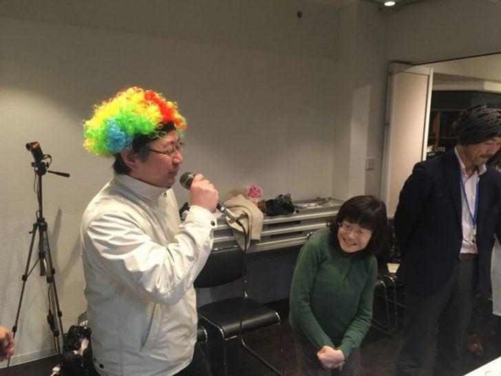 i-dream吉祥寺 福引ご縁会コラボ交流会